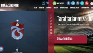Trabzonspor'da Şenol Güneş Stadı'ndaki ilk maçın tarihi açıklandı