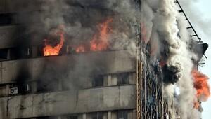 İranda çöken Plasco binasında 4 kişinin cesedine ulaşıldı