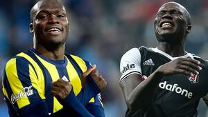 İlk derbi Afrika'da Sow ve Aboubakar...