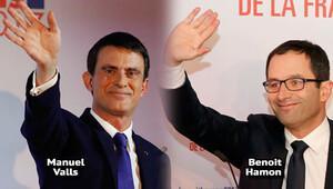 Hamon birinci, Valls ikinci