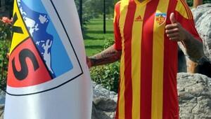 Kayserispor'da golcü Wellitona af çıktı
