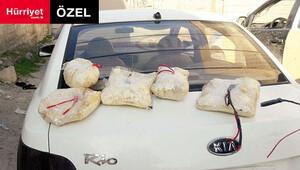 Bomba yüklü araç ile saldırı önlendi