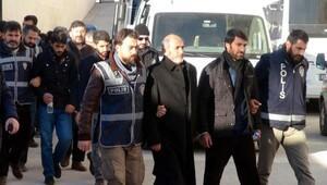 Elazığda PKK operasyonu 18 gözaltı