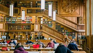 Kütüphane sakinleri ve ilişki ihtimalleri
