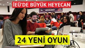 Global Game Jam İzmir ayağı İEÜ evsahipliğinde gerçekleşti