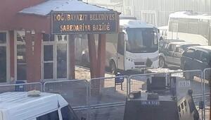 Doğubayazıt Belediyesi'ne operasyon