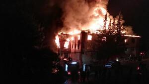 12 kişinin öldüğü Aladağdaki yurt yangınıyla ilgili tutuklu dernek yöneticilerine tahliye