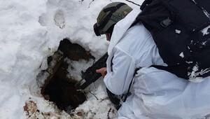 PKKya kış şoku: 21 terörist öldürüldü