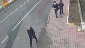 DHKP-Cli teröristlerin Tekirdağ Emniyet Müdürlüğü çevresinde keşif yaparken görüntüleri çıktı