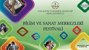 MEBden özel yetenekli öğrencilere festival