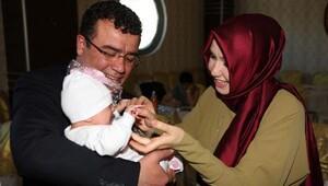 Atakumda yeni doğan bebeklere sürpriz
