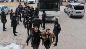 Edirne'de 'ByLock' kullandığı belirlenen 12 polis gözaltına alındı