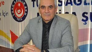 Türk-Sağlık Senden muayene katılım payı tepkisi