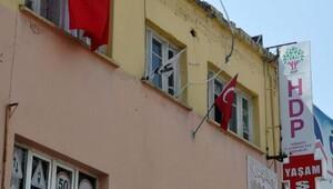 Osmaniyede HDP eş başkanı tutuklandı