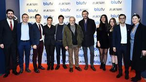 """BluTV 1.yaşını """"Masum""""dizisinin lansmanı ile kutladı"""