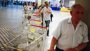 Venezuela'da enflasyon yüzde 800 yükseldi