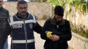 Alanyada motosiklet hırsızları tutuklandı