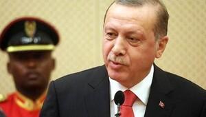 Erdoğanın sözlerini Tanzanyalılar uzun süre alkışladı