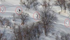 Son dakika: PKKnın kış sığınakları bulundu