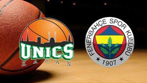 UNICS Kazan Fenerbahçe Euroleague maçı bu akşam saat kaçta hangi kanalda canlı yayınlanacak - THY Avrupa Ligi