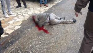 Jandarma aracının ATV sürücüsü öldü