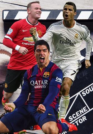 Futbolcular beyaz perdede boy gösterseydi hangi karakter olurdu?