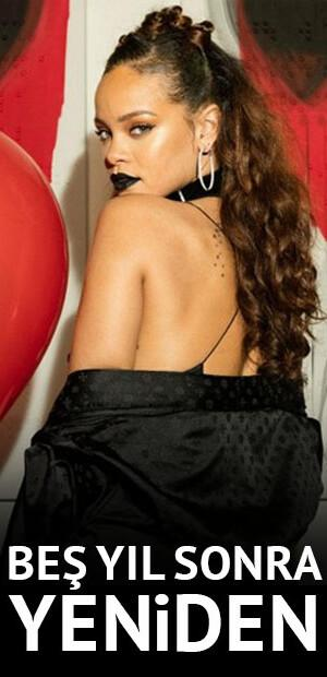Rihanna ve Calvin Harris'ten yeni şarkı