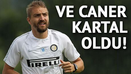 Ve Caner Erkin de Beşiktaş'ta