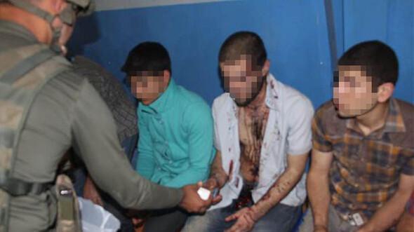 25 PKK'lı böyle teslim olmuş