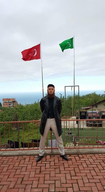 Aykut Demir Ortaköy'de böyle görüntülendi