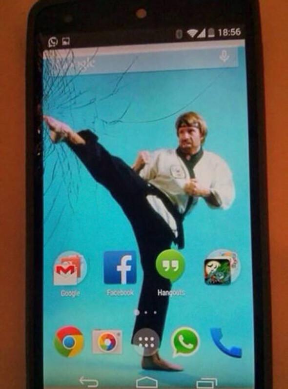 Telefon ekranı kırılanlar dikkat!