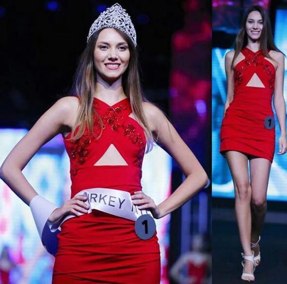 ODTÜ'lü güzel Çağla Çukurova, Miss Turkey yarışmasından neden çekildi