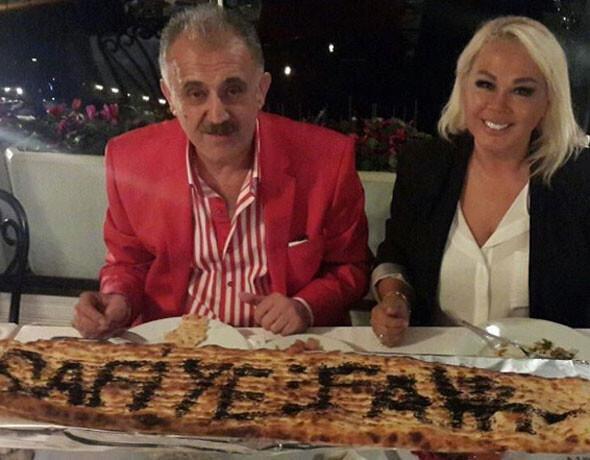 Safiye Soyman ve Faik Öztürk ayrıldı