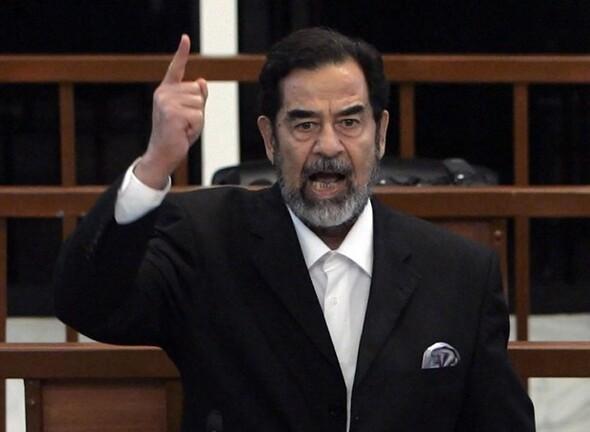 Saddam Hüseyini sorgulayan CIA ajanından itiraf