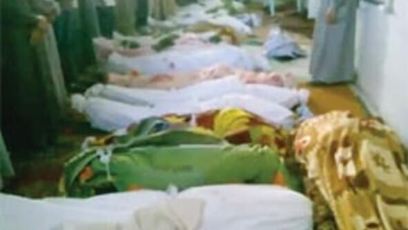 Suriye'de sivil katliam iddiası: 267 ölü