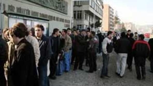 Türkiye, G-20 işsizlik sıralamasında 17nci sıraya geriledi