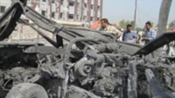 Erbil'de bomba yüklü kamyon patladı: 19 ölü
