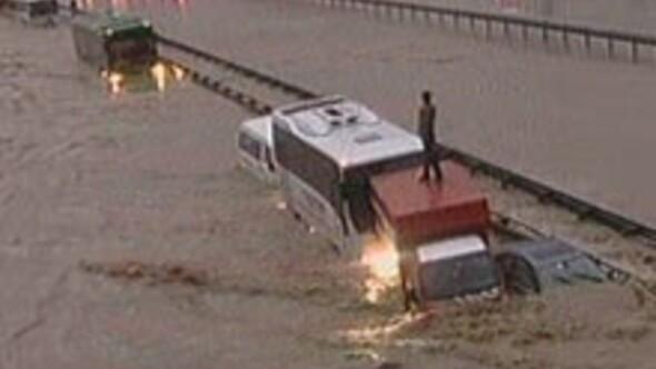 İstanbulda sel felaketi: 31 ölü