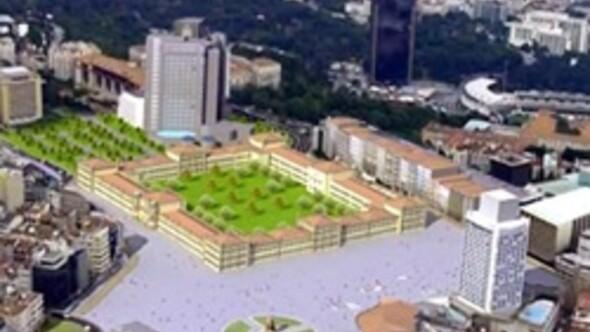 Gezi Parkı'ndaki kavganın sebebi AVM planı