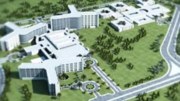 Adanaya 7 hastaneli Sağlık Kampüsü