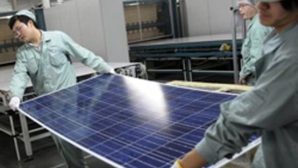 Çin malı güneş panelleri için müthiş iddia