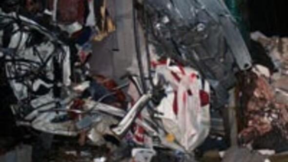 Tosyada trafik kazası: 11 ölü, 41 yaralı
