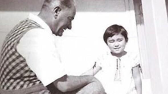 Atatürkün manevi kızı Ülkü Adatepe kazada öldü, eşi yaralı