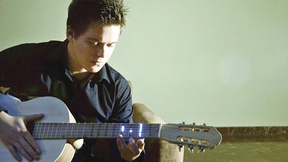 TÜBİTAK destekli 'akıllı gitar'