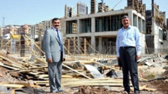 Şanlıurfa'ya yeni okullar yapılıyor