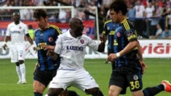 Karabükspor 3-2 Fenerbahçe
