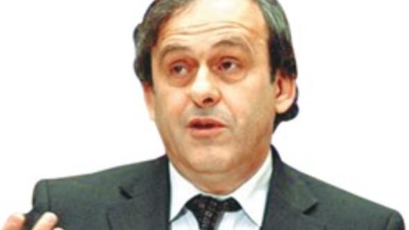 Michel Platini bugün geliyor