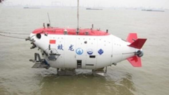 Mistik Deniz Ejderhası 7 bin metreye dalacak