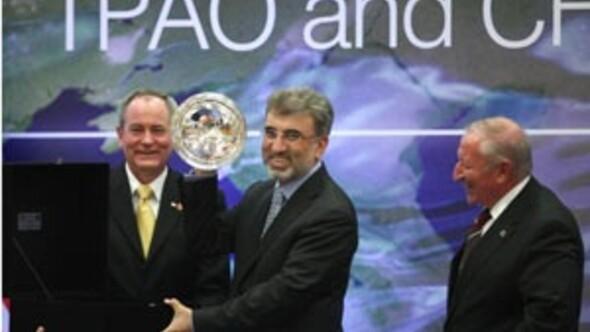 TPAO ve Chevron Karadenizde petrol arayacak