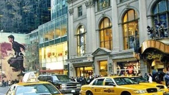 Alışverişin kalbi NY'da atıyor
